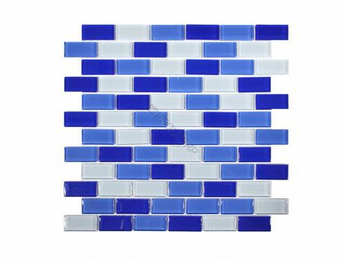 BLUE BLEND 1X2 1.0 SF/SHT (BTI-37-1153) (PSB) - Flamingo Distributors