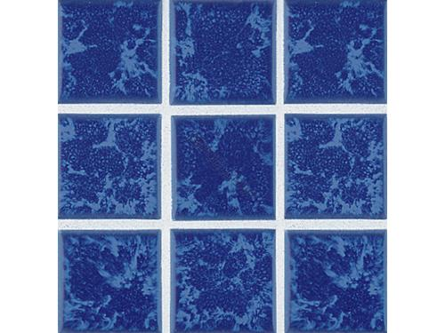 GLAZED LAKE BLUE 2x2 (PTK-37-9607) (PSA) - Flamingo Distributors