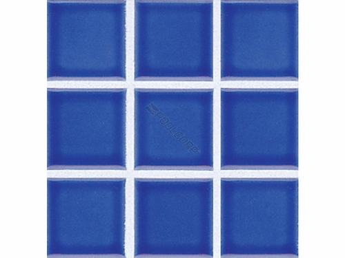 GLAZED ELECTRIC BLUE 2x2 (PTK-37-9627) (PSA) - Flamingo Distributors